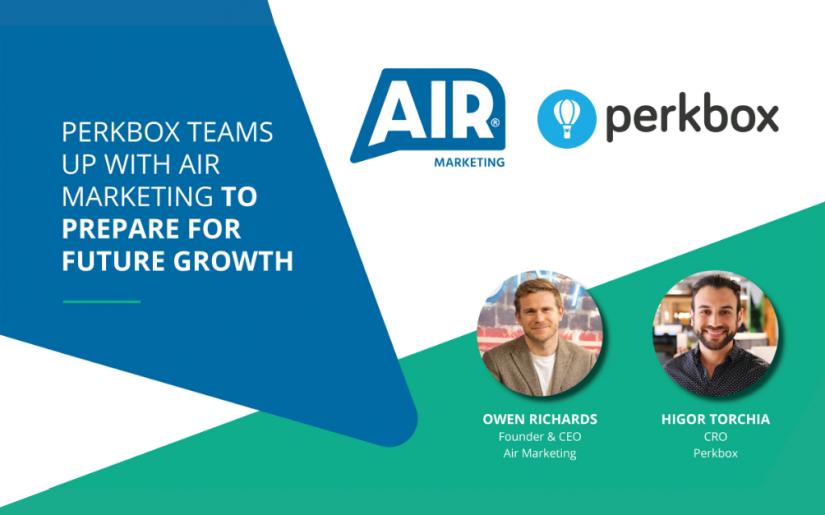 Air Marketing + Perkbox